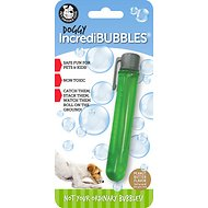 Pet Qwerks Incredibubbles for Dogs, Peanut Butter