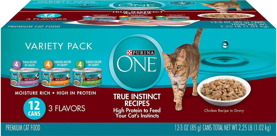 Oz Canned Cat Food Purina One