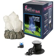 Hydor H2ShOw Crystal Bubble Maker Kit for Aquariums, Blue