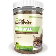 Pet Naturals of Vermont Hairball Cat Chews, 160 count