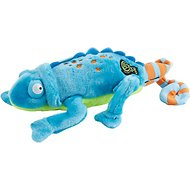 GoDog Amphibianz Chew Guard Chameleon Dog Toy
