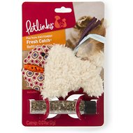 Petlinks Fresh Catch Refillable Catnip Cat Toy
