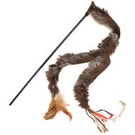 Petlinks Twitchy Tail Wand Cat Toy