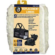 Sherpa Carrier Replacement Liner 2 Pack, Large