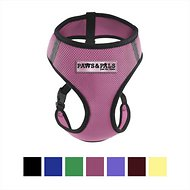 OxGord Control Black Pet Harness, Pink, Small