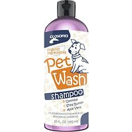 OxGord Pet Wash Oatmeal, Shea Butter & Aloe Vera Shampoo, 20-oz bottle