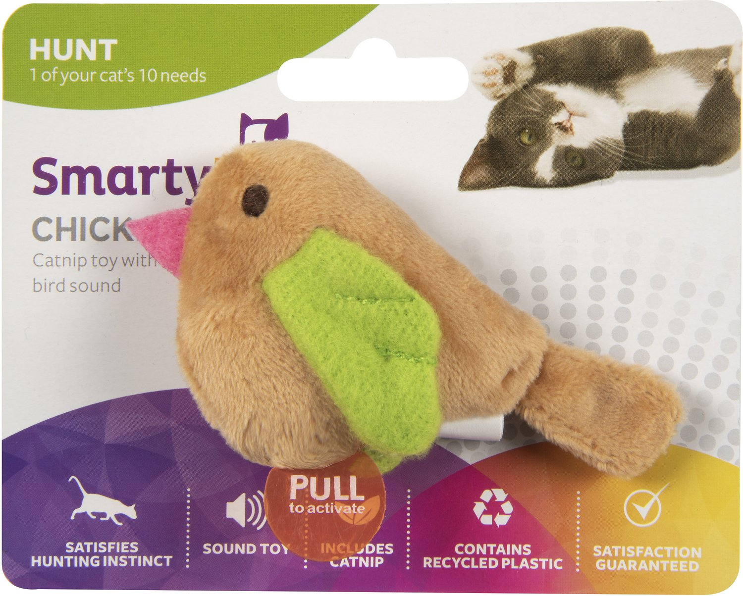 Cat Toys Free shipping at Chewy