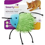 SmartyKat Nervous Tick Pull-String Catnip Cat Toy