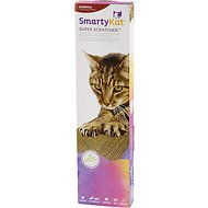 SmartyKat Super Scratcher with Catnip Cat Toy