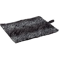 Meow Town Thermal Cat Mat, Leopard Silver