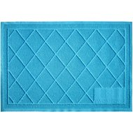 Two Meows XL Litter Catching Mat, Blue