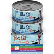 Tiki Cat Aloha Friends Variety Pack Grain-Free Wet Cat Food, 3-oz can, case of 12