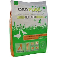 Artemis Osopure Duck & Garbanzo Bean Formula Grain-Free Dry Dog Food, 22-lb bag