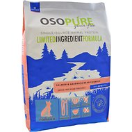 Artemis Osopure Salmon & Garbanzo Bean Formula Grain-Free Dry Dog Food, 22-lb bag