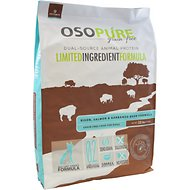 Artemis Osopure Bison & Garbanzo Bean Formula Grain-Free Dry Dog Food, 22-lb bag
