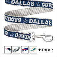 Pets First Dallas Cowboys Dog Leash, Large