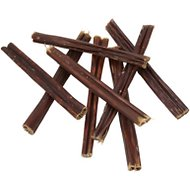 "Bones & Chews Slim Beef Gullet Stick 5-6"" Dog Treats, case of 25"