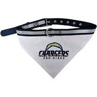 Pets First San Diego Chargers Bandana Dog Collar, Small