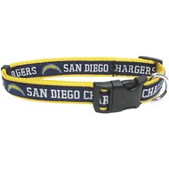Pets First San Diego Chargers Dog Collar, Small
