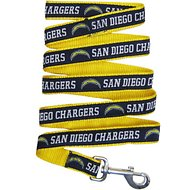 Pets First San Diego Chargers Dog Leash, Small