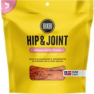 BIXBI Hip & Joint Salmon Jerky Dog Treats, 15-oz bag