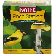 Kaytee Finch Soft Mesh Feeding Station, 2 count