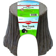 Kaytee Natural Tree Trunk Small Animal Hideout, Large