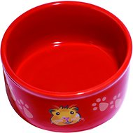 Kaytee Paw Print Small Animal Food & Water Bowl, Guinea Pig