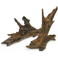 Zilla Malaysian Driftwood for Reptiles, Size varies