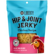 Buckley Hip & Joint Chicken Jerky Grain-Free Dog Treats, 5-oz bag