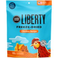 Buckley Liberty Chicken Recipe Grain-Free Freeze-Dried Dog Food, 10-oz bag
