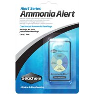 Seachem Alert Series Ammonia Reading for Marine & Freshwater Aquariums