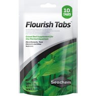 Seachem Flourish Tabs Planted Aquarium Gravel Bed Supplement, 10 count