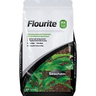Seachem Flourite Planted Aquarium Natural Substrate Supplement, 15.4-lb bag
