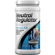 Seachem Neutral Regulator pH Adjuster for Freshwater Aquariums, 8.8-oz jar