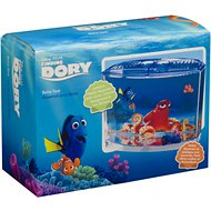 Penn-Plax Finding Dory Plastic Betta Tank Kit, 0.5-gallon