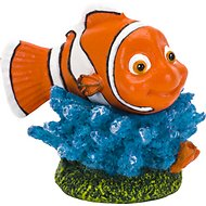 Penn-Plax Finding Dory Nemo Aquarium Ornament, Medium