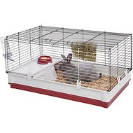MidWest Wabbitat Deluxe Rabbit Home, 39.5-in