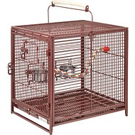 MidWest Poquito Avian Hotel Bird Cage, Ruby
