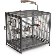 MidWest Poquito Avian Hotel Travel Carrier Bird Cage