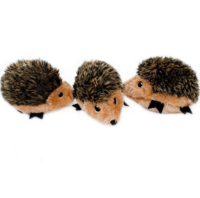 Hedgehog Pet Price >> ZippyPaws Burrow Squeaky Hide and Seek Plush Dog Toy ...