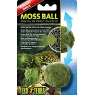 Exo Terra Clarity & Odor Control Moss Ball for Turtles
