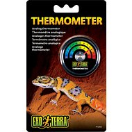 Exo Terra Analog Thermometer for Reptiles