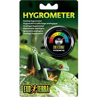 Exo Terra Analog Hygrometer for Reptiles