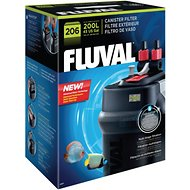 Fluval External Filter for Aquariums, Size 206
