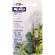 Marina Floating Thermometer with Suction Cup for Aquariums