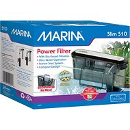 Marina Aquarium Power Filter, 10-gal