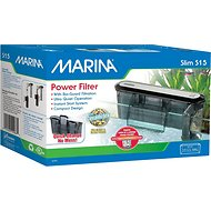 Marina Power Filter for Aquariums, Size S15