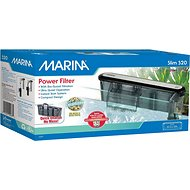 Marina Power Filter for Aquariums, Size S20