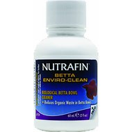 Marina Nutrafin Betta  Enviro-Clean Waste Remover for Aquarium, 2-oz bottle
